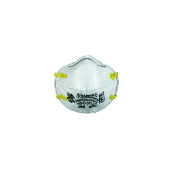 3M 8210 N95 Disposable Dust Mask