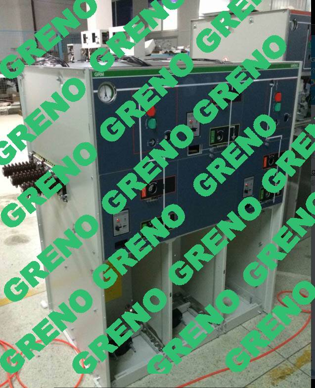 12KV,24kV,SF6 Gas insulated compact switchgear ,Ring Main Unit