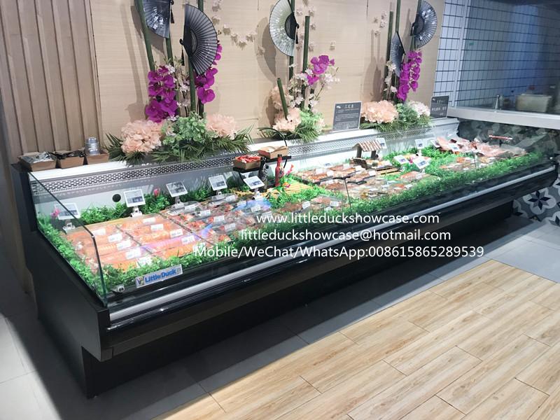 Commercial Refrigeration Showcase