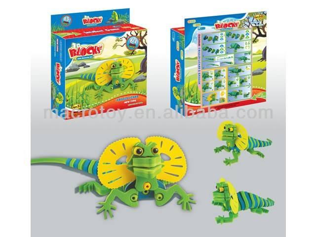 foam blocks EVA blocks Fnlled Lizard