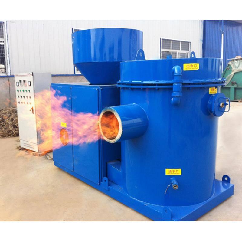 Biomass wood pellet burner (biomass moulding fuel burner)