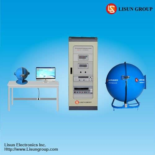 Lisun LPCE-2(LMS-8000) Integrating Sphere Spectroradiometer System for identifying the performance o