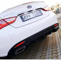 Hyundai YF sonata 2011 diffuser