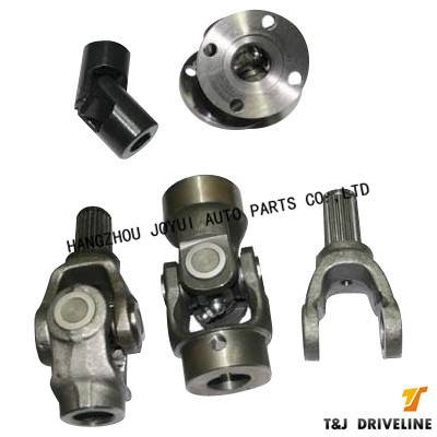 Universal Joint, Coupling, Flange, Spline York, Steering Joint