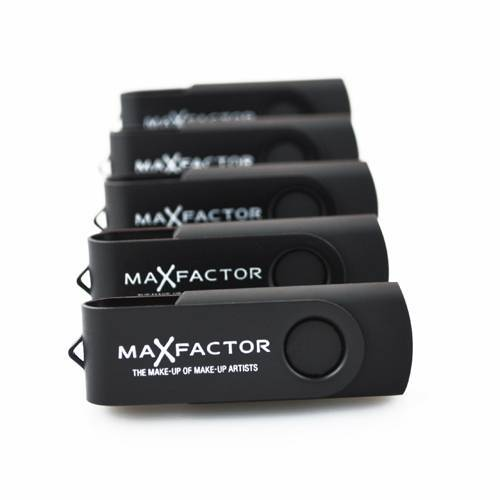 Mono Twister USB Flash Drives