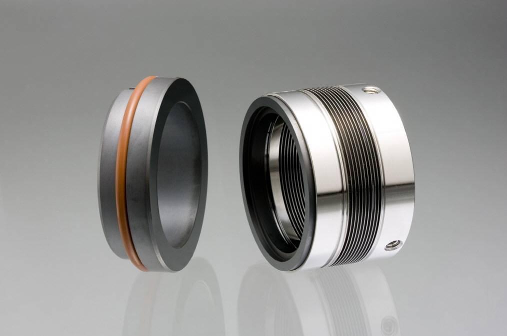 Metal bellows mechancal seal STM85