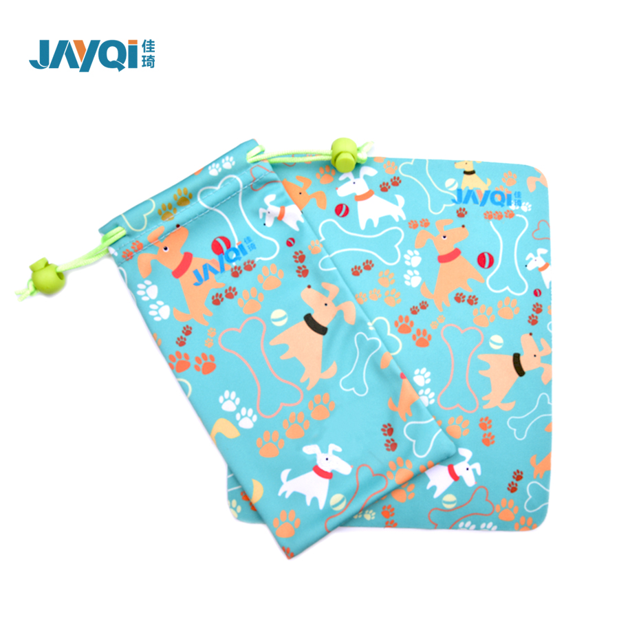 microfiber pouch and cloth/sunglasses pouch/eyeglasses pouch/small soft pouch/eyewear pouch/cell pho
