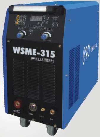 WSME-315 digital inverter AC/DC TIG arc welder machine(IGBT)