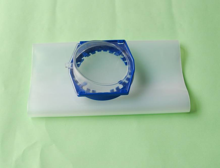 Microscope camera protection cover with CE ISO