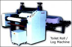 ASIAN TOILET ROLL MAKING MACHINE