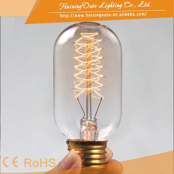 60W 40W Nostalgic Edison Bulb For Decoration Nostalgic Edison Bulbs