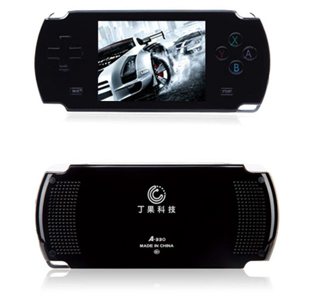 Dingoo A330 Multi-Platform Portable Gaming Entertainment Station