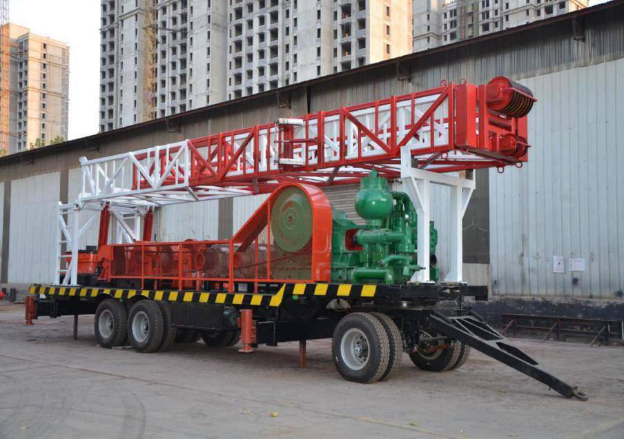 SWT-1500  Water Well Drilling Rig