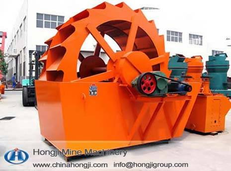New Sand Washer From Reliable China Manufactor