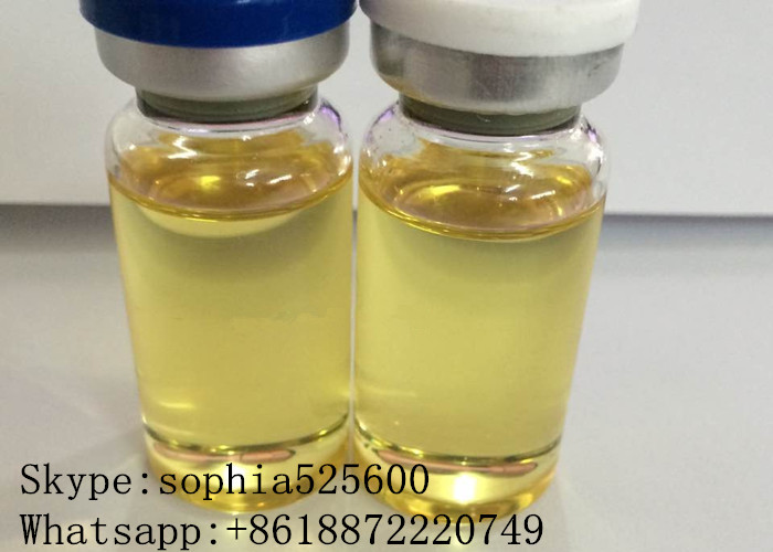 Semi Finshed Injection Anabolic Steroid Powder 250mg/Ml Testosterone Enanthate