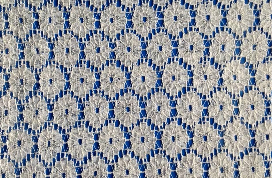 coton fashion lace fabric
