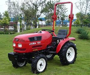CE COC compact mini garden tractor Jinma 164Y tractor
