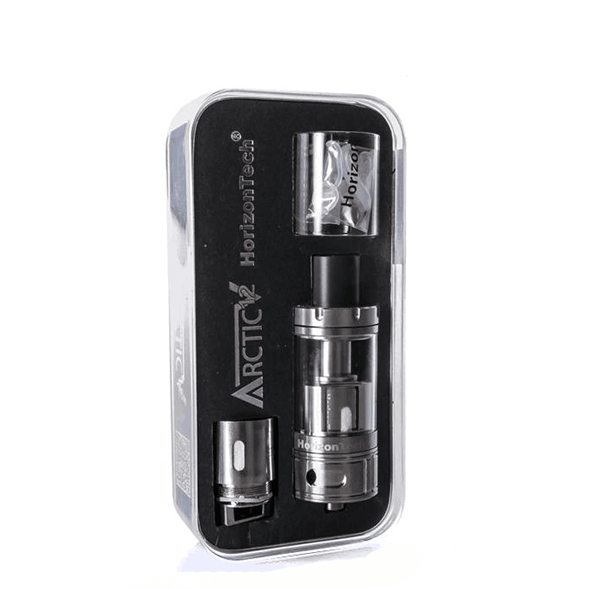 Best selling products 2017 electronic cigarette new tank Arctic V12 tank with high watt power output