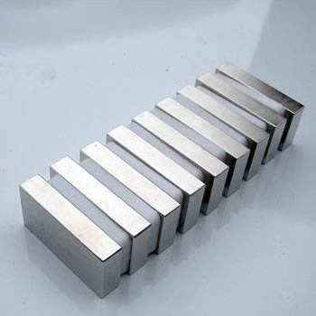 High Quality with Competitive Price Block NdFeB Magnet for Motor and Industry