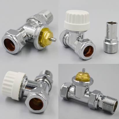 electro thermo valve