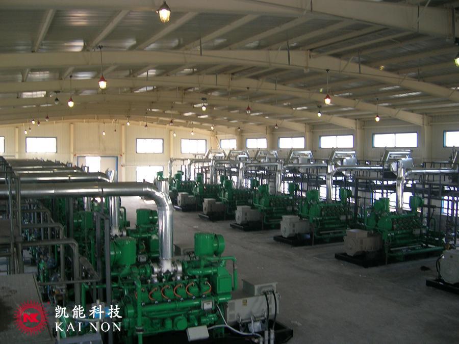 1000KW Generator Exhaust Gas Boiler Energy Saving Boilers