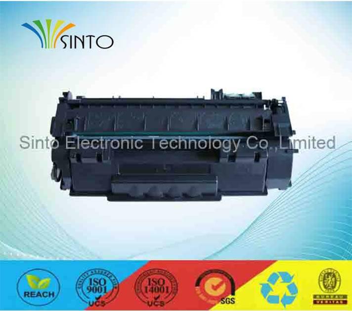 Compatible Toner Cartridge for HP Q7553A