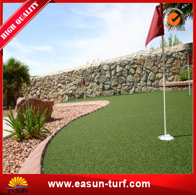 Hot Selling 10-50mm Artificial Grass Turf for Garden-MY