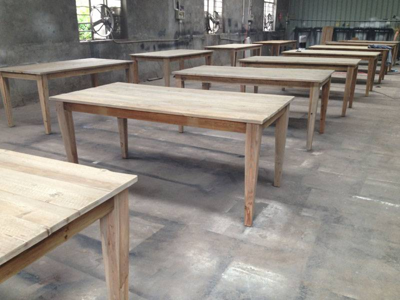 antique solid wood dining table dining room furniture