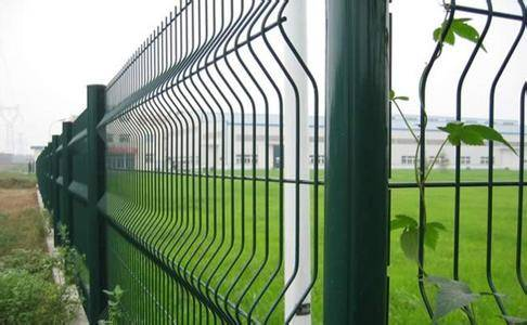 High Security and Pratical Wire Mesh Fence
