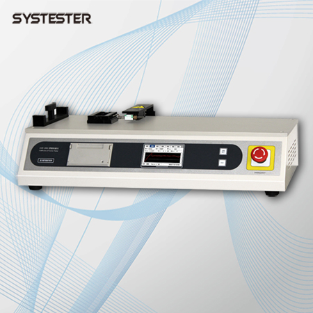 EVOH film Coefficient of Friction Tester SYSTESTER