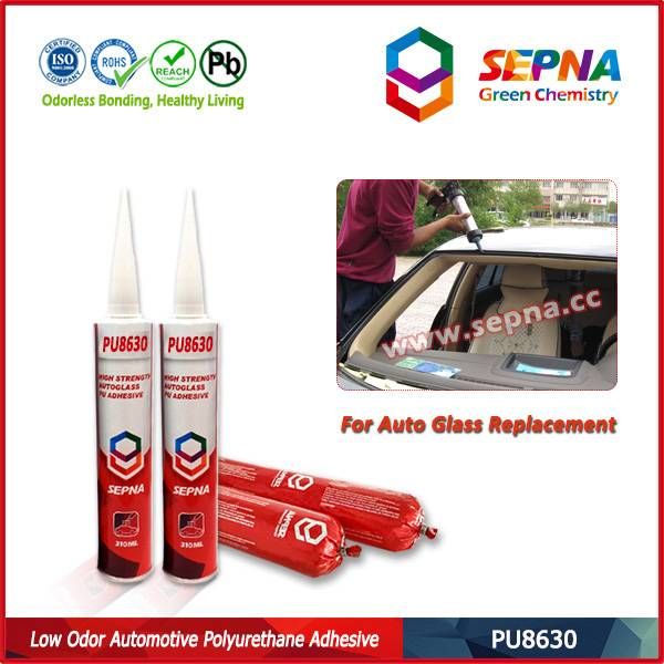 Mutli-purpose Windshied PU Adhesive Sealant PU8630