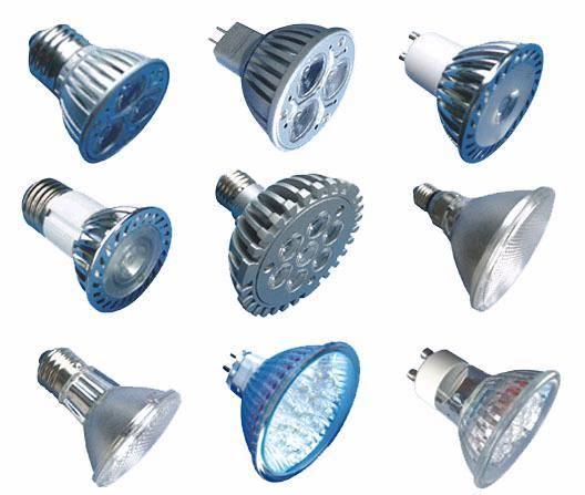 High Power LED spotlight bulb lamp