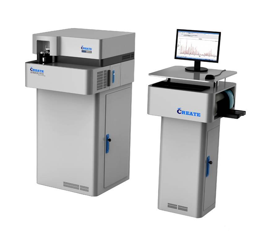 ark-spark direct reading spectrometer for metal analysis