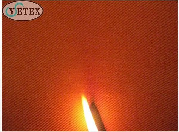 flame retardant anti static modacrylic cotton FR fabric