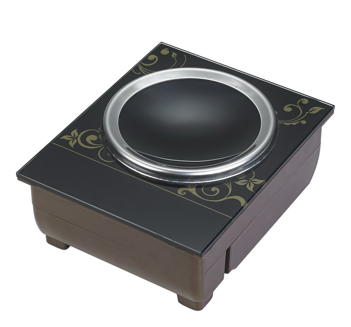 Single Burner Wok Cooker With Concave Surfac-In Guangdong YIPAI