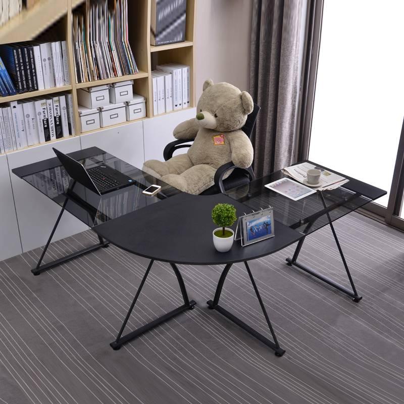 best selling corner computer desk office furniture laptop table