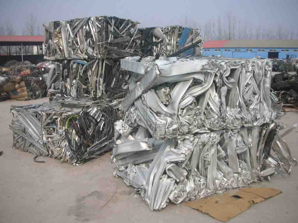 Aluminum extrusion Scrap 6063 / Aluminum Wheels Scrap / Baled UBC scrap.