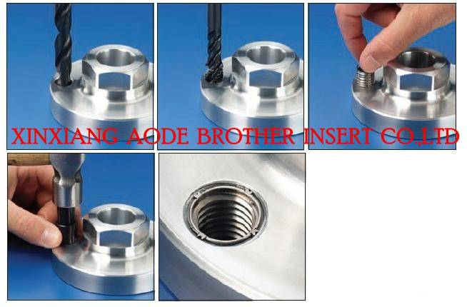 Aode Brother Threaded Insert