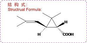 1R,3R Chrysanthemic acid