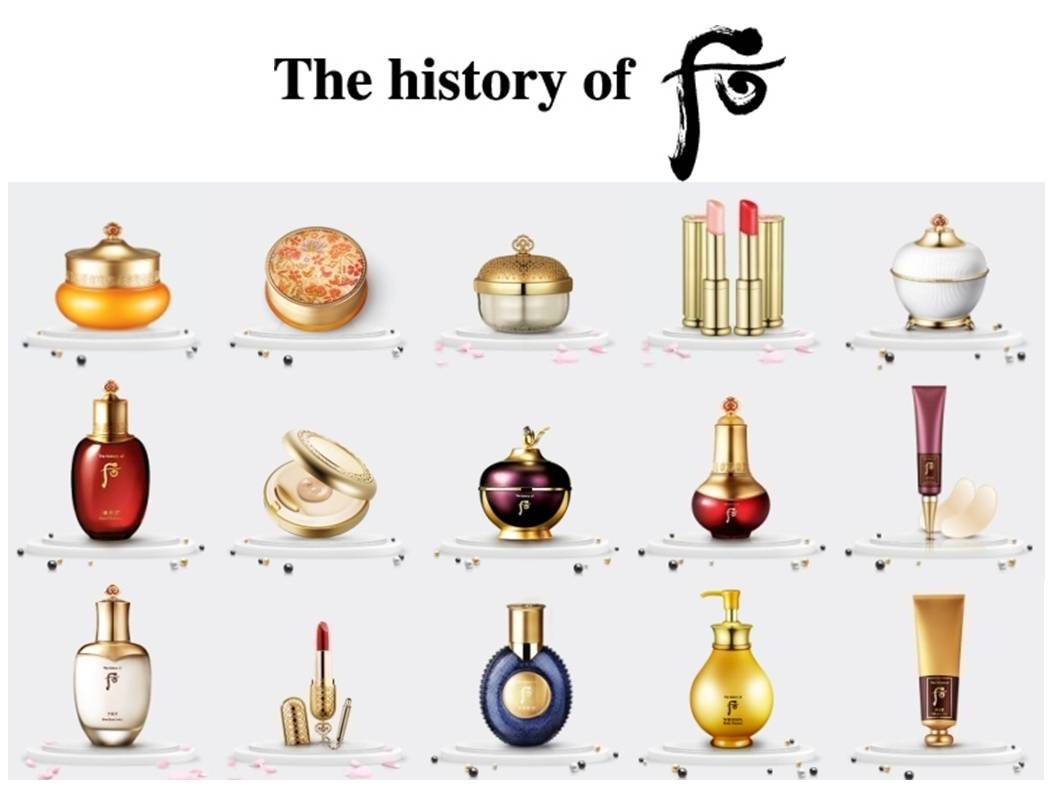 [THE HISTORY OF WHOO] KOREAN COSMETICS WHOLESALE AMICELL