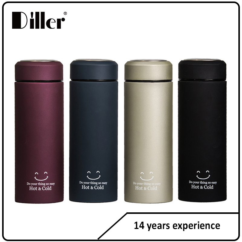 High quality insulated stainless steel drinking bottle thermos flask