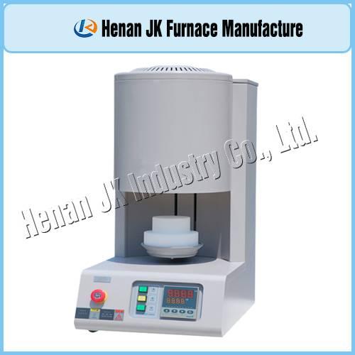 1200-1800C Bottom Loading dental porcelain furnace