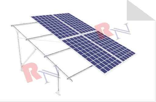 Ground PV Mounting System DM-T001