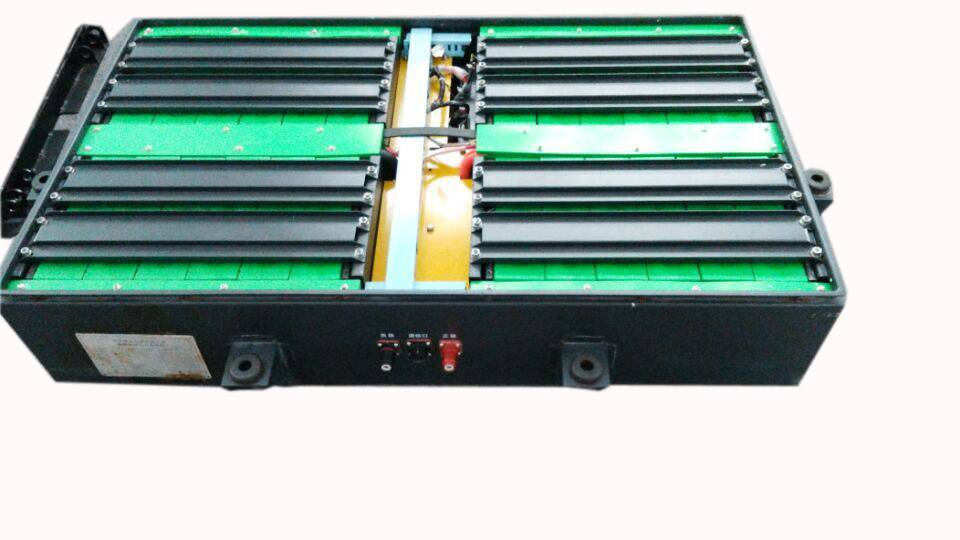 288V 90Ah Lithium Battery Power System For Taxi