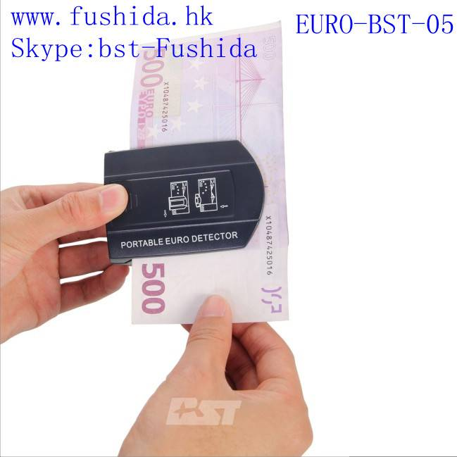 BST euro detector,counterfeit bill detectors,fake money detector,banknote detectors,