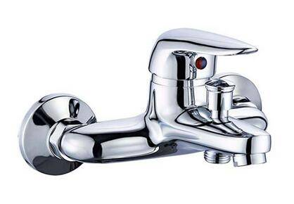 2016 new BWI wall mounted bathtub faucet