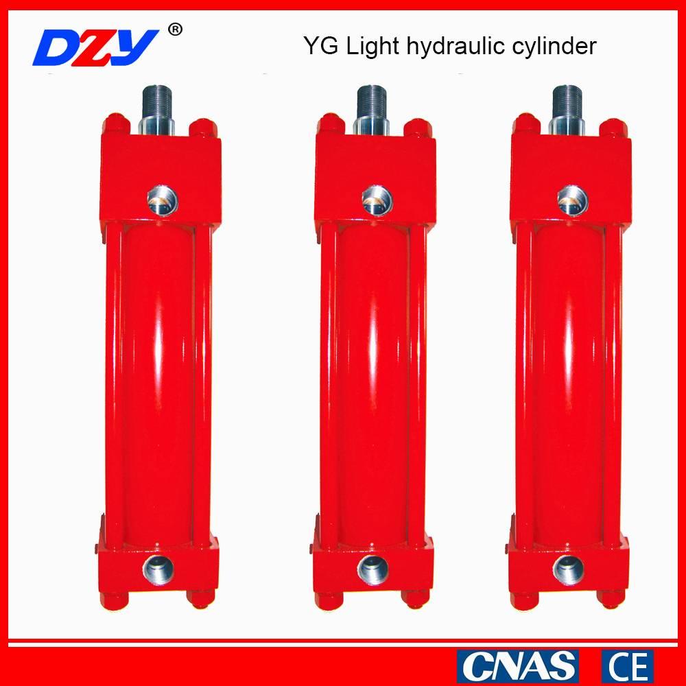 YG series of high-grade durable lightweight hydraulic cylinder