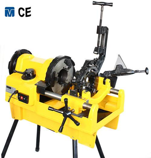 1500W 4'' electric pipe threading machine SQ100F