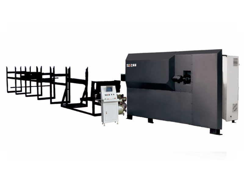steel wire bending machine (KZ12ADX)