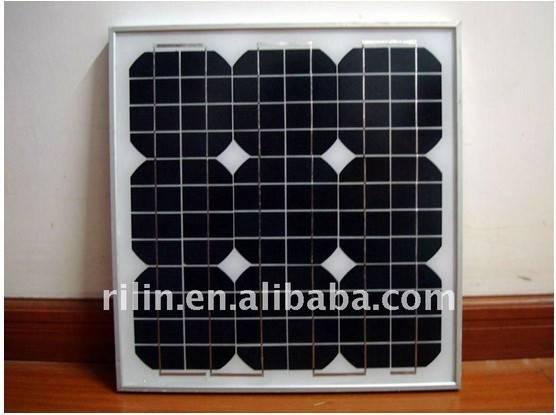 Mono Solar Panel (RLM18V-20W)